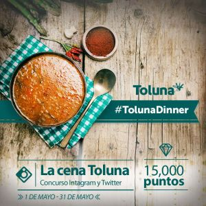 Instagram Toluna Dinner_ES