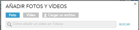 ADD PHTOS AND VIDEOS