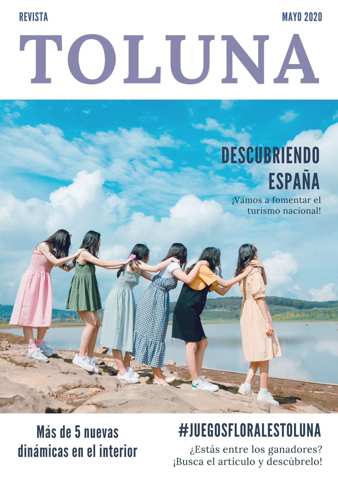 ES Magazine May